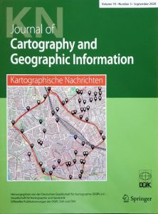 KN - Journal of Cartography and Geographic Information